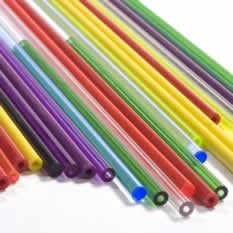 PVC Tubing in Custom Colors