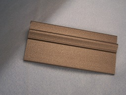 Pebble Finish for Extruded Profiles